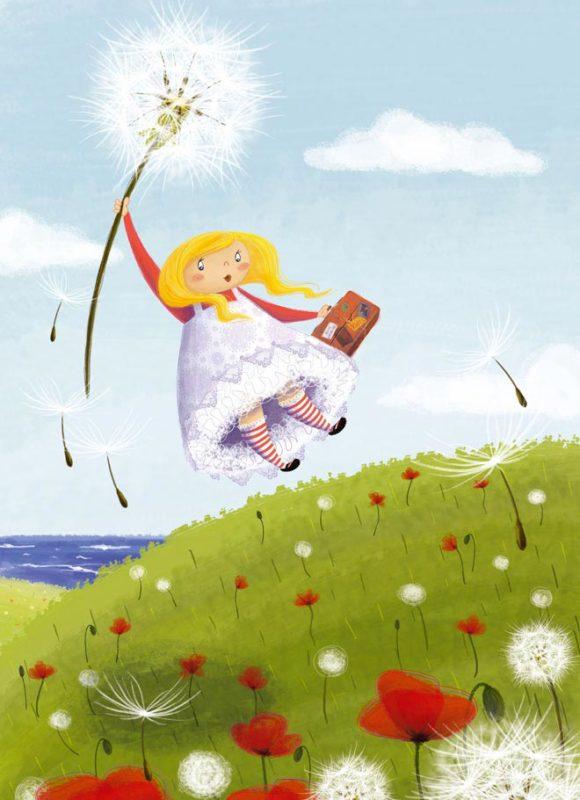 CDS Calendar - June -Barbara Cantini llustrator