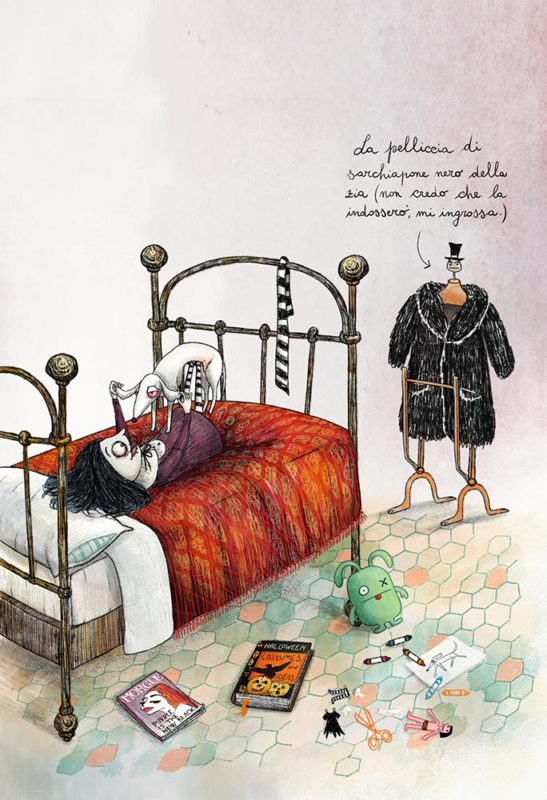 Mortina - Barbara Cantini Illustrator